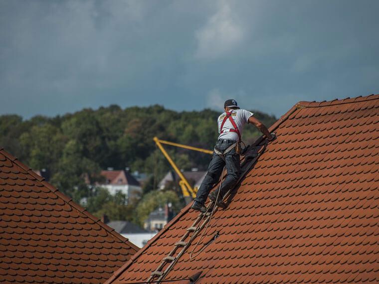 Dachdeckerarbeiten - Lemberger Wintergärten & Holzbau, Regen